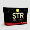 STR - Pouch Bag - airportag  - 1
