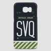 SVQ - Phone Case - airportag  - 2