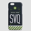 SVQ - Phone Case - airportag  - 1
