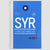 SYR - Poster