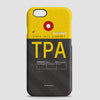 TPA - Phone Case - airportag  - 1