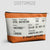 Train Ticket - UK - Pouch Bag