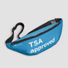 TSA Approved - Fanny Pack airportag.myshopify.com