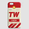 TW - Phone Case - airportag  - 1