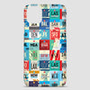 USA Airports - Phone Case