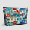 USA Airports - Pouch Bag - airportag  - 1