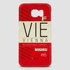 VIE - Phone Case - airportag  - 2