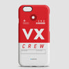 VX - Phone Case - airportag  - 1