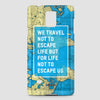 We Travel Not To - Phone Case - airportag  - 3