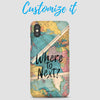 Where To Next? - Phone Case airportag.myshopify.com