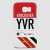 YVR - Phone Case - airportag  - 2