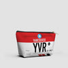 YVR - Pouch Bag - airportag  - 2