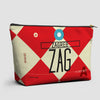 ZAG - Pouch Bag - Airportag