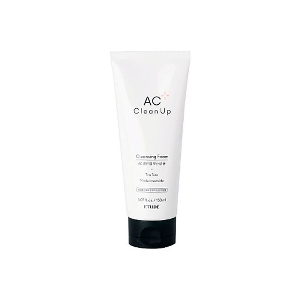 AC Clean Up Ph Daily Cleansing Foam 150ml Nettoyant en Mousse