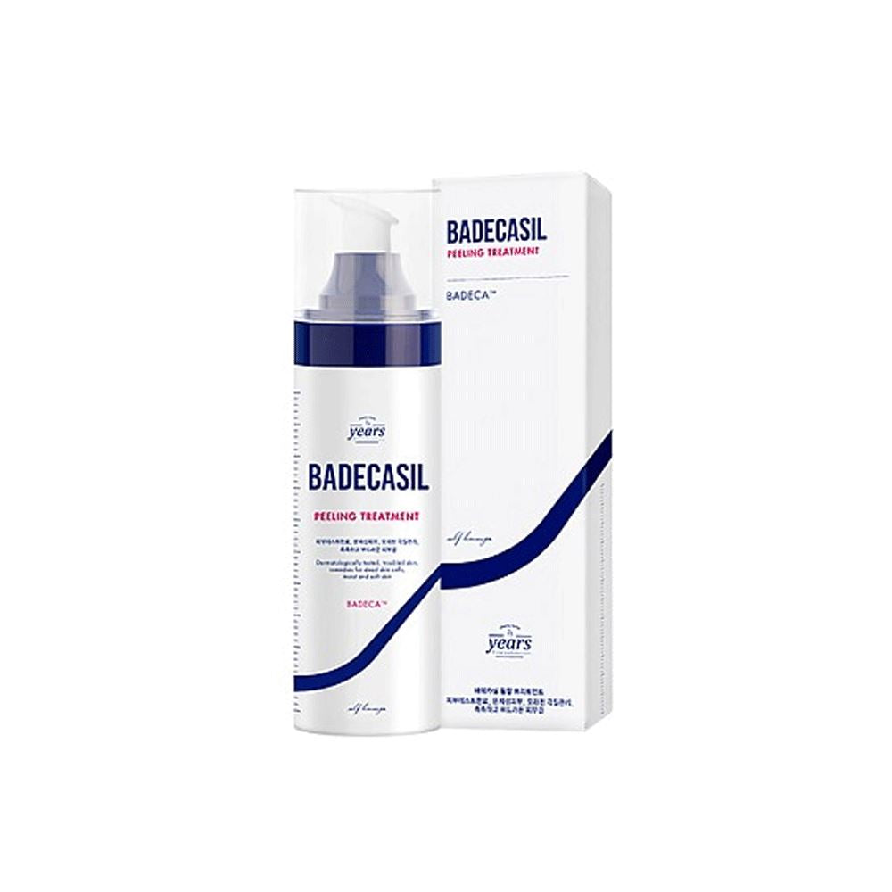Badecasil Peeling Treatment 140ml Tonique Hydratant de Type Gel Crème de jour 23 YEARS OLD korean cosmetics paris