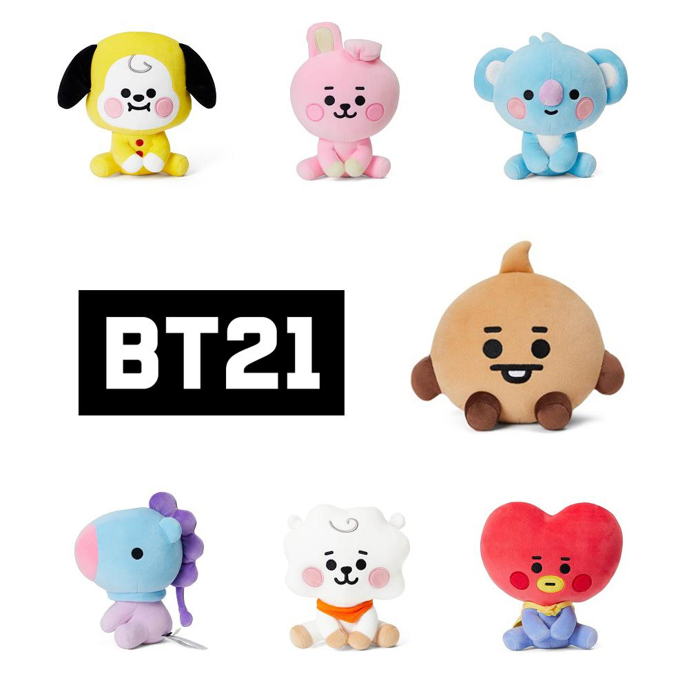 BT21 BABY Sitting Doll Poupée BT21