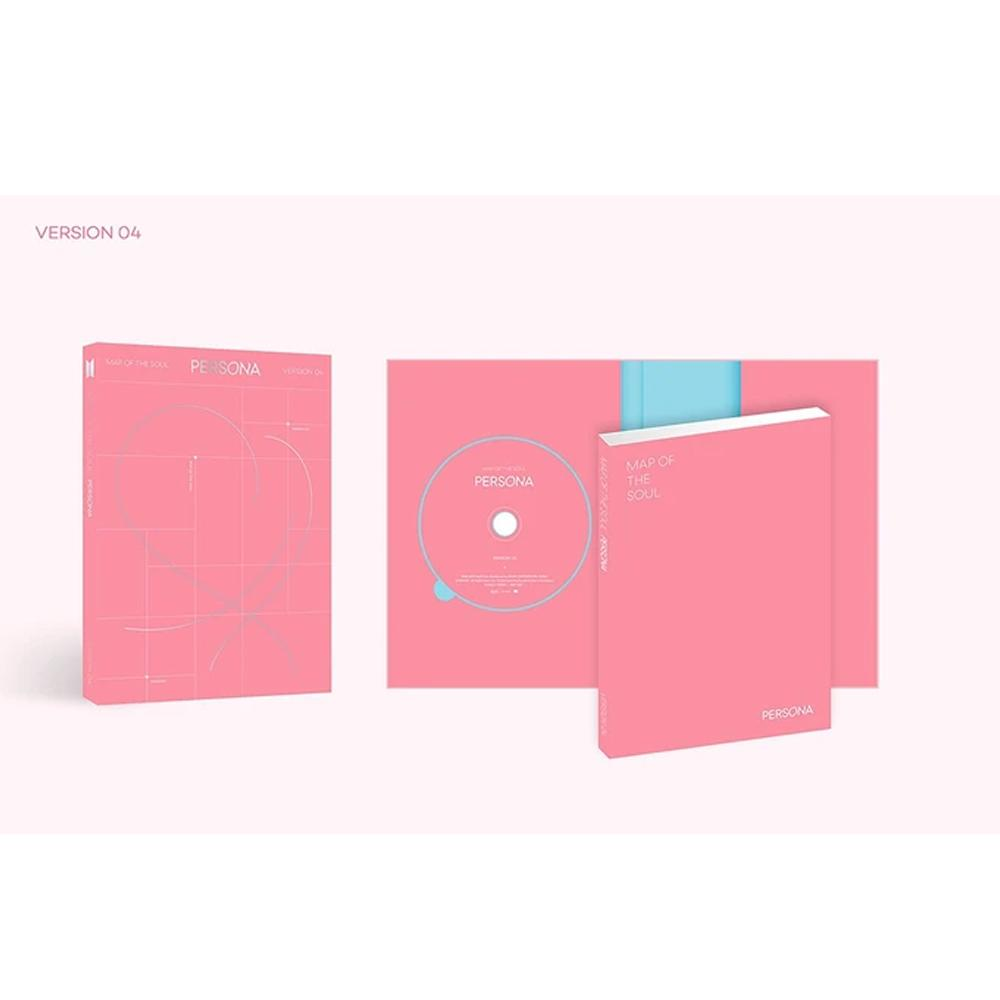BTS MAP OF THE SOUL: PERSONA Album BTS