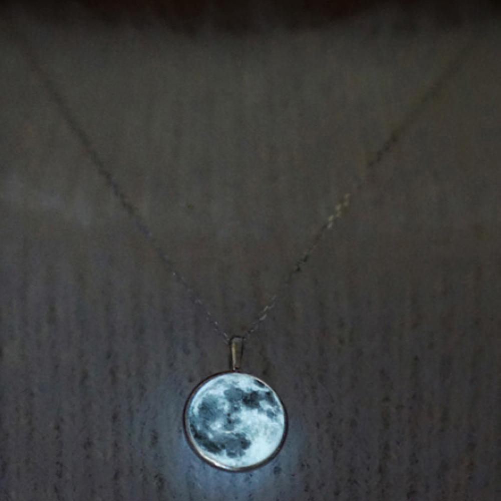 Collier de Chaîne - Lune Blanche Colliers WING BLING