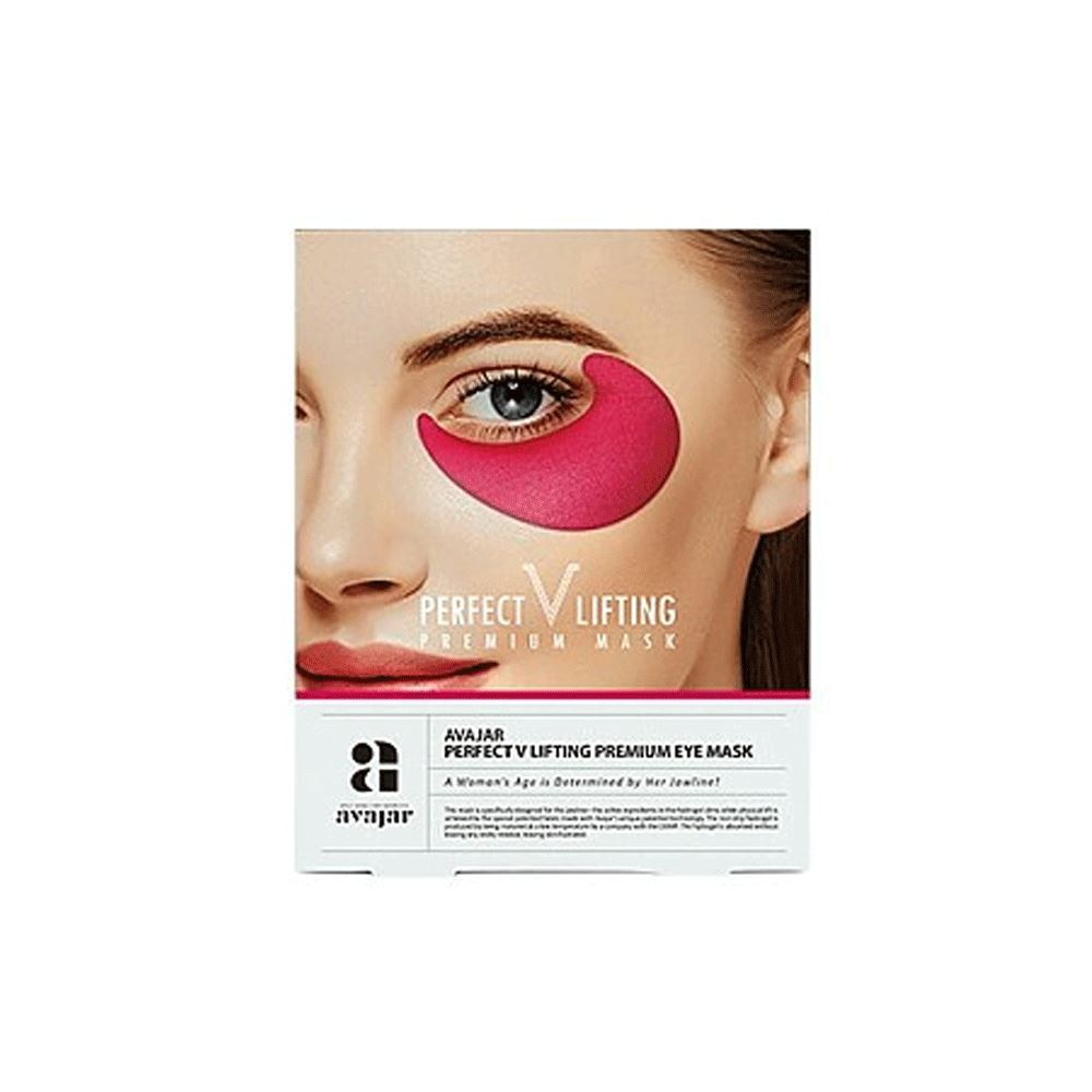 Perfect V lifting Premium Eye Mask <br> Patchs Extensibles pour Les Yeux Masque visage BELLE D'ORIENT