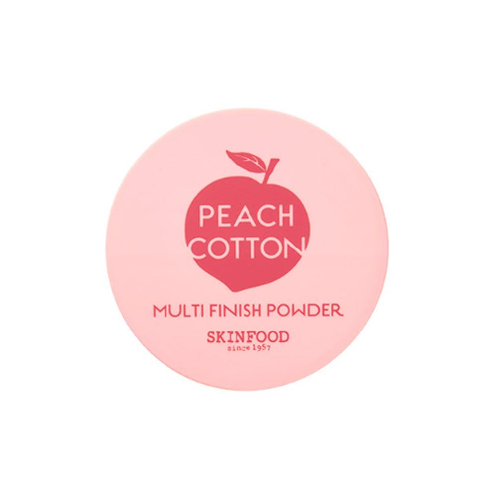 SKINFOOD Peach Cotton Multi Finish Powder Fond de teint SKINFOOD