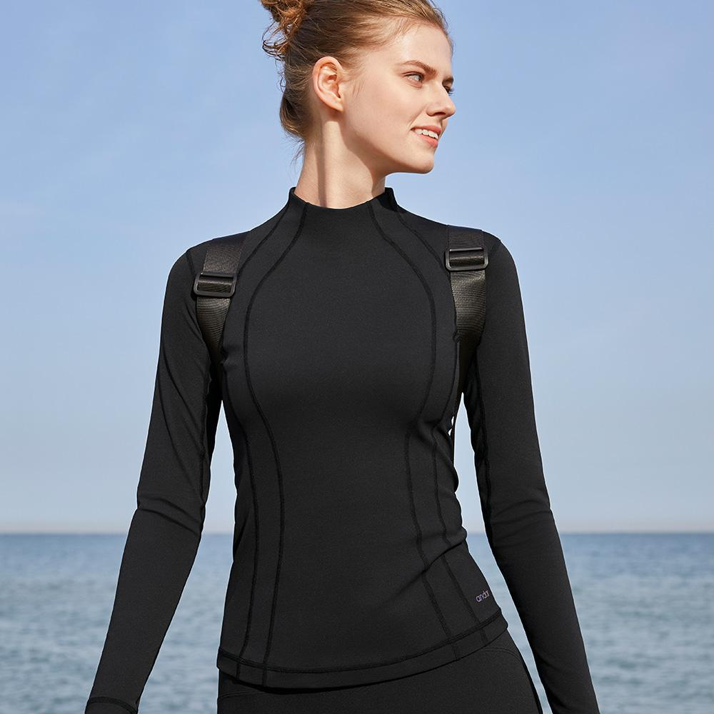 Surfing Suit Paddle Top Surfing Andar