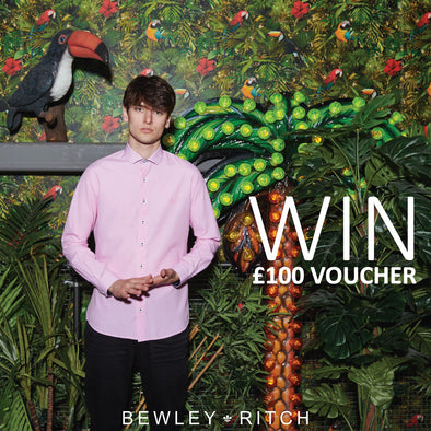 Competition: Win a £100 Voucher