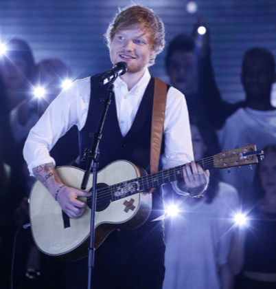 Ed Sheeran: Get the Look