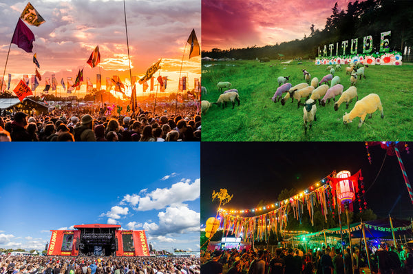 Guide To This Summer's UK Festivals