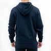 Zip Through Hoodie - COCKHAN - Navy