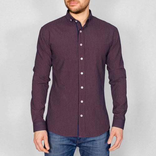"MENS BEWLEY /& RITCH SHIRT /""Lamar/"" Short Sleeve Casual Formal Shirt"