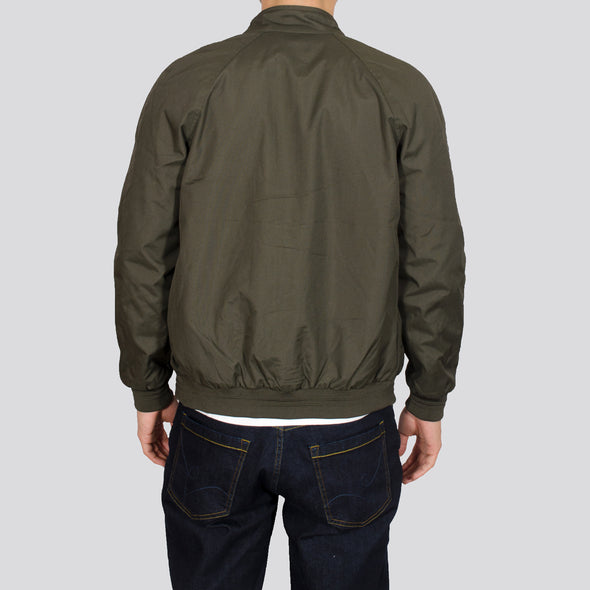 Bomber Jacket - HARRIER - Khaki