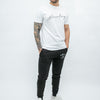 Regular Fit Cotton T-shirt - STURGE - White