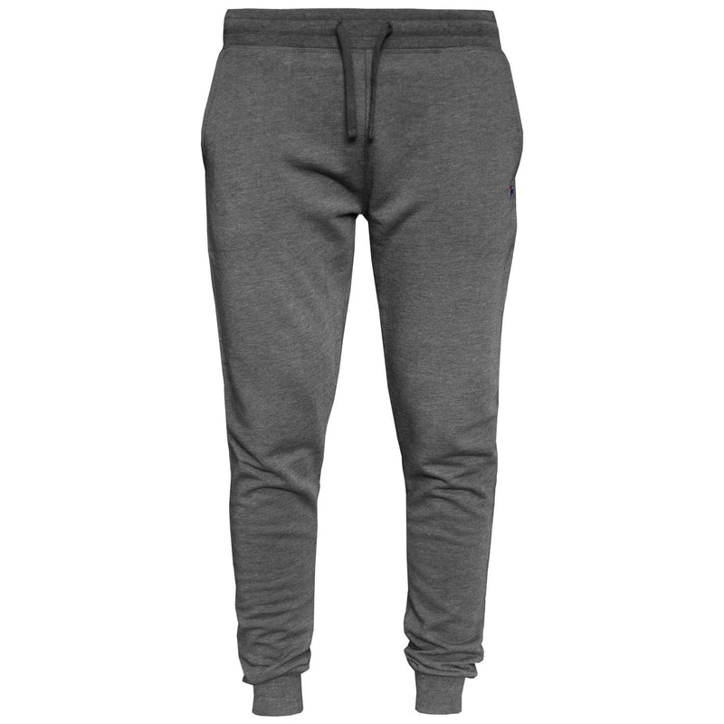 Meller charcoal marl joggers sweat pants Bewley and Ritch