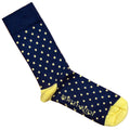 Rossi socks Bewley and Ritch yellow blue orange