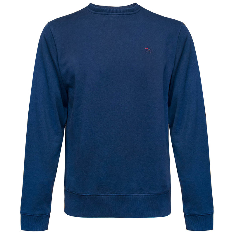 Todhill navy sweater jumper Bewley and Ritch