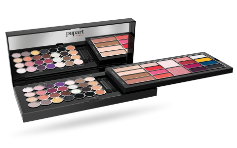 Pupa Pupart L Makeup Kit (2 Colors Available)