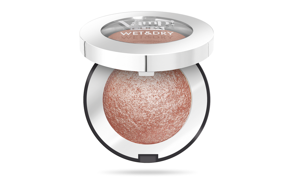 Pupa VAMP! Wet & Dry Eyeshadow