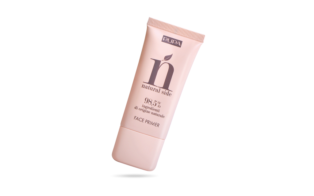 Pupa Natural Side Face Primer - Hydrating Ideal Base