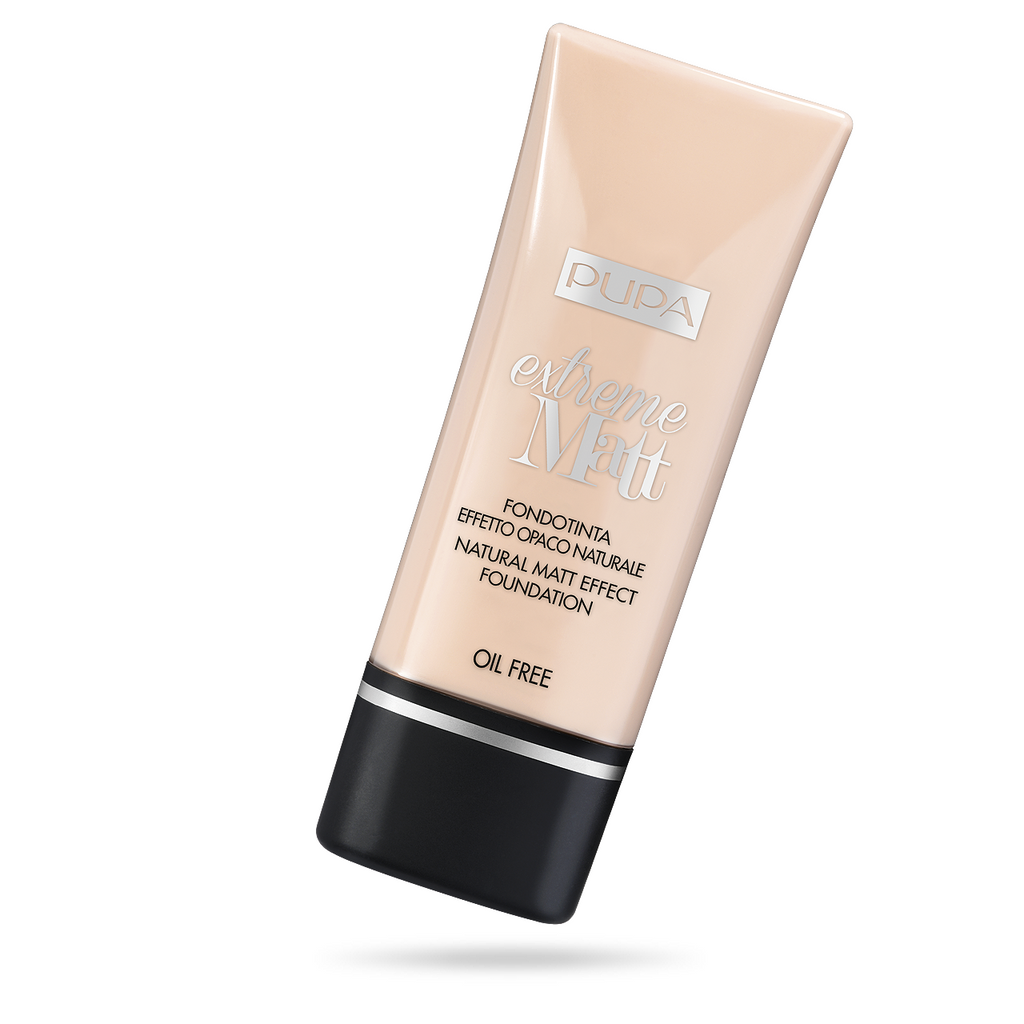 Pupa Extreme Matt Fluid Foundation