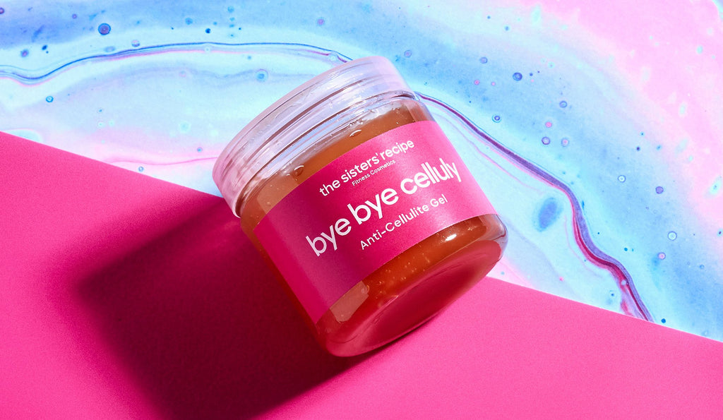 The Sister's Recipe Bye Bye Celluly Anti-Cellulite Gel