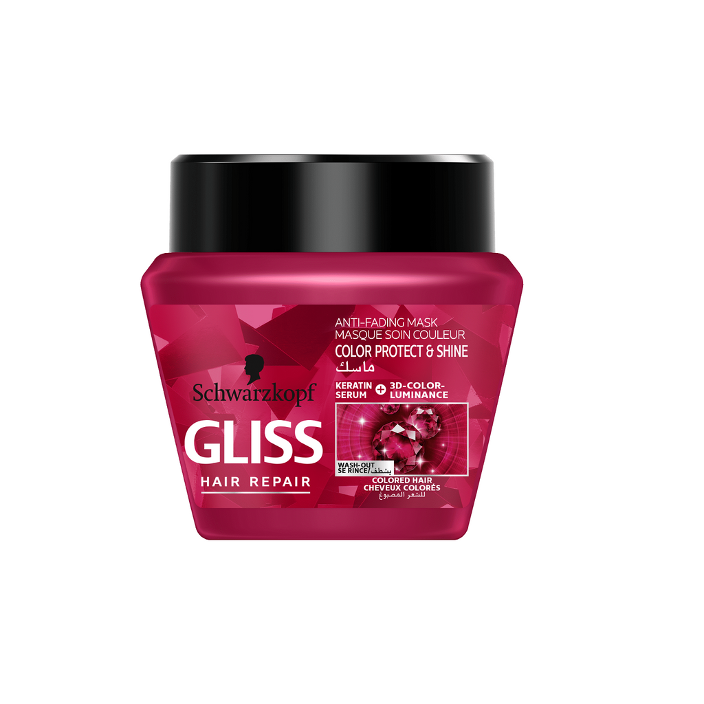 Schwarzkopf Gliss Ultimate Color Brilliance Mask 300ml