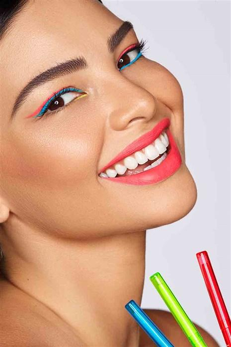 Bassam Fattouh x Jamalouki Neon Eye Pencil