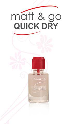 Samoa Matt and Go Quick Dry
