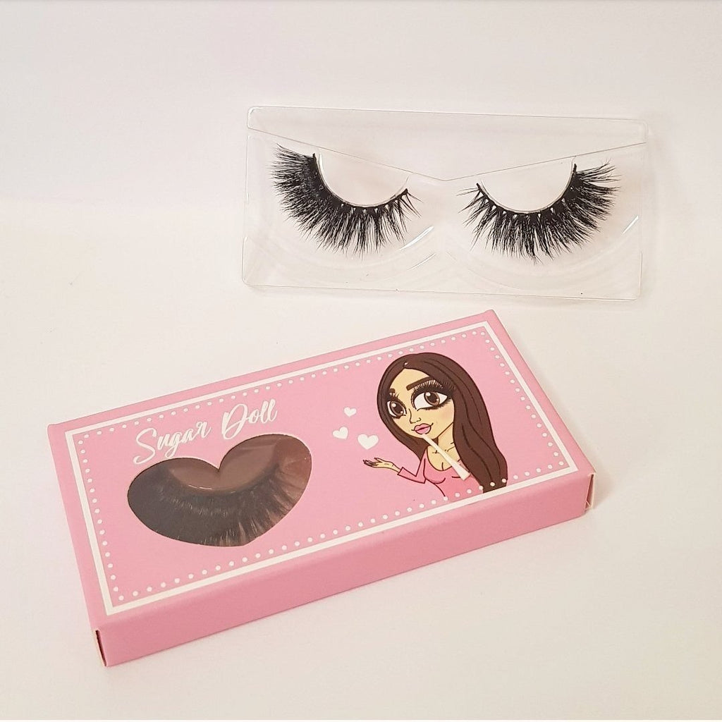 Sugar Doll Lashes - Cupcake
