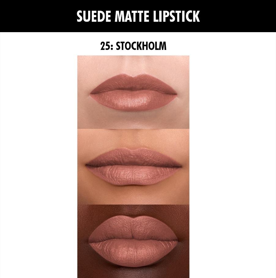 NYX Professional Makeup Suede Matte Lipstick - Fall 2019