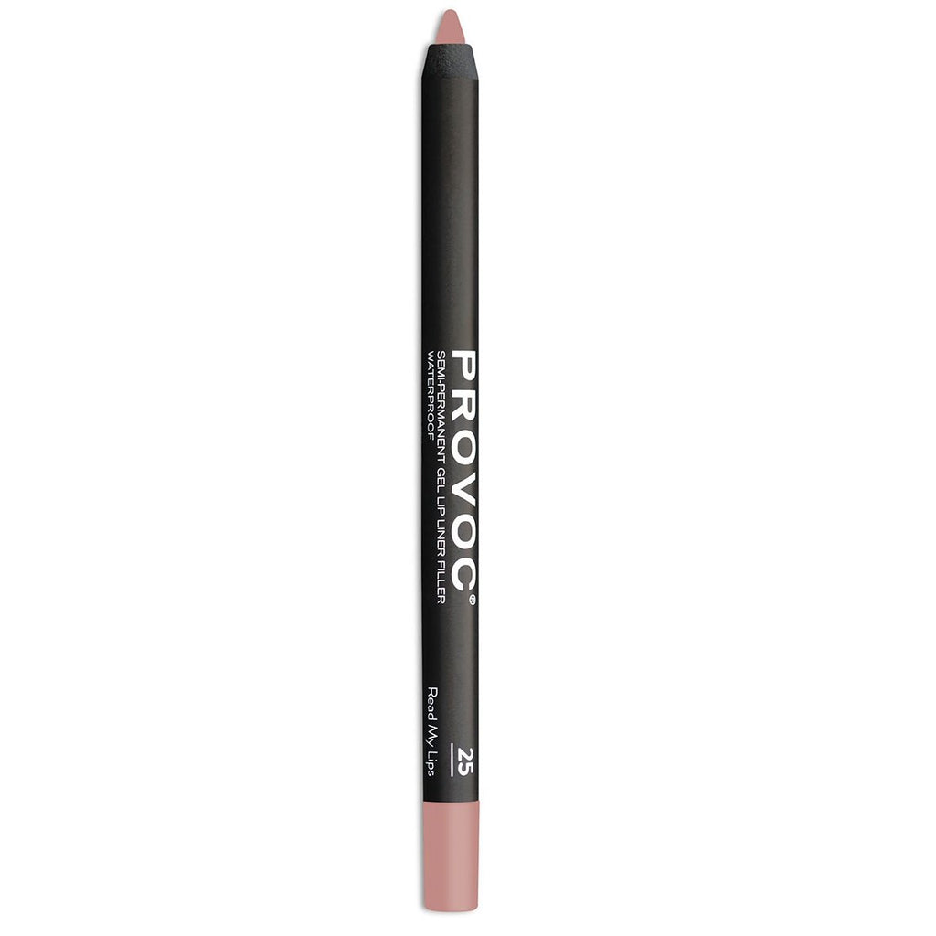 Provoc Semi-Permanent Gel Lip Liner Waterproof