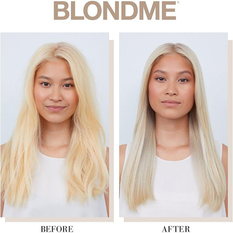 Schwarzkopf Professional BlondMe Tone Enhancing Spray Conditioner For Cool Blondes 150ml