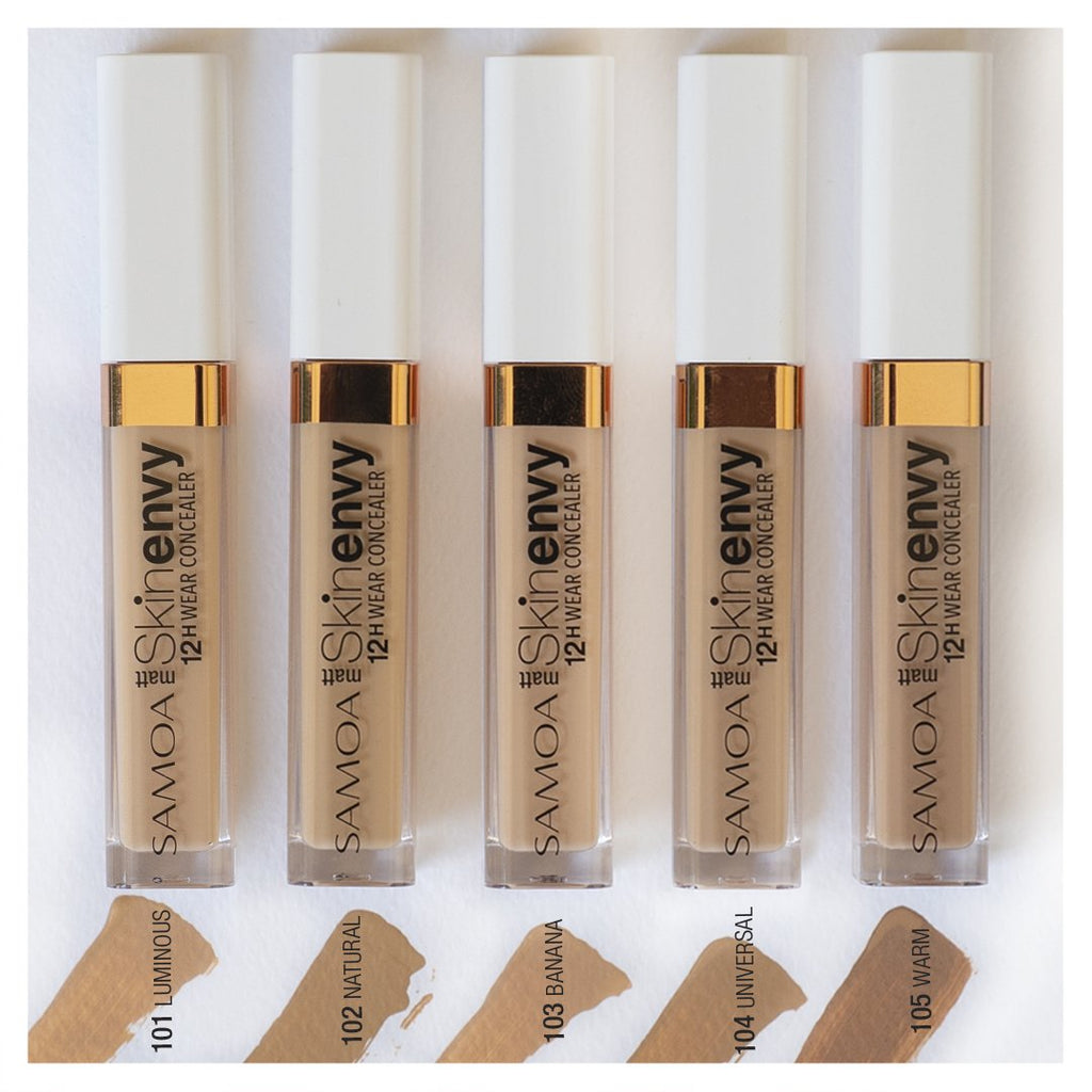 Samoa Skin Envy 2in1 High Coverage 12hr Concealer