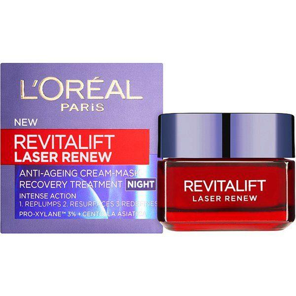 L'Oreal Paris Revitalift Filler Night Cream 50 Ml