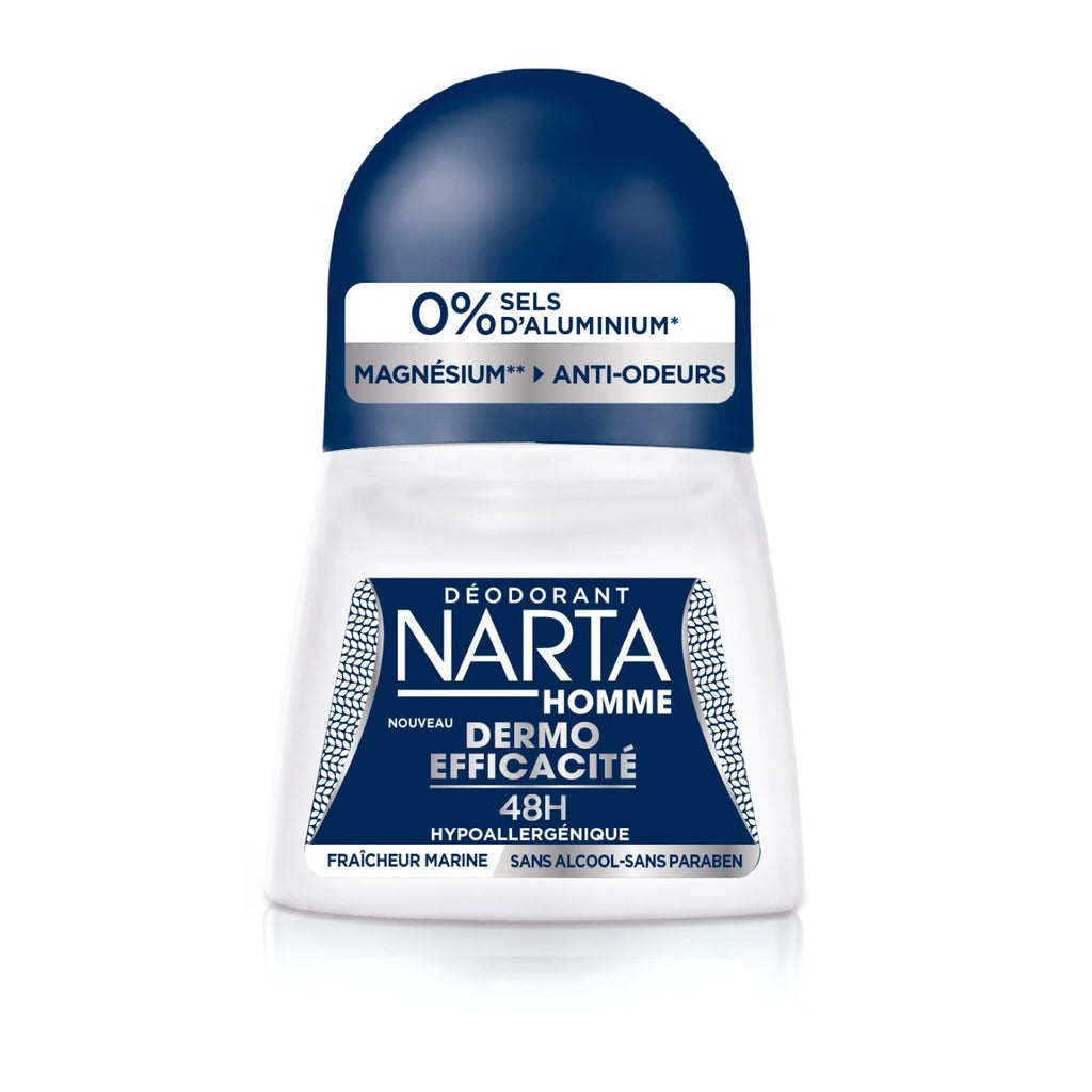 Narta Men Deodorant Roll On Dermo Efficiency 48h